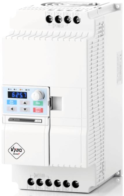 frekvenční měnič 4,0 kw V800