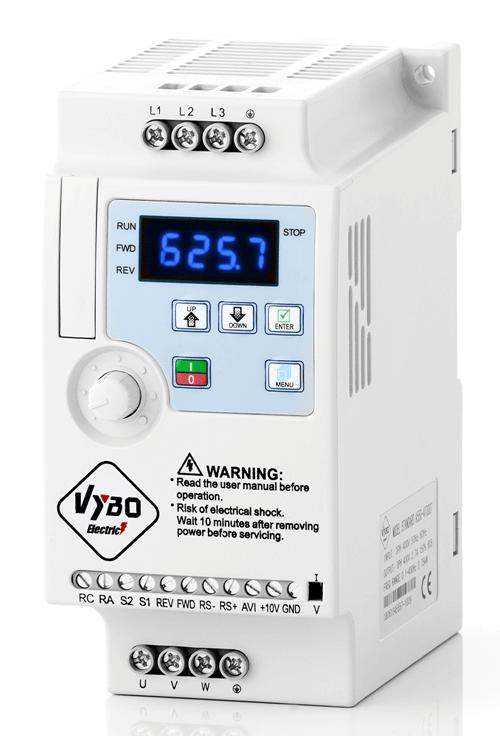 frekvenční měnič 0,37kw A550