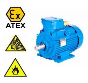ATEX elektromotor exx
