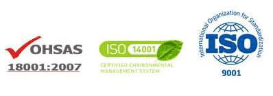 certifikáty vybo electric