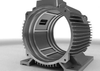 elektromotor-stator
