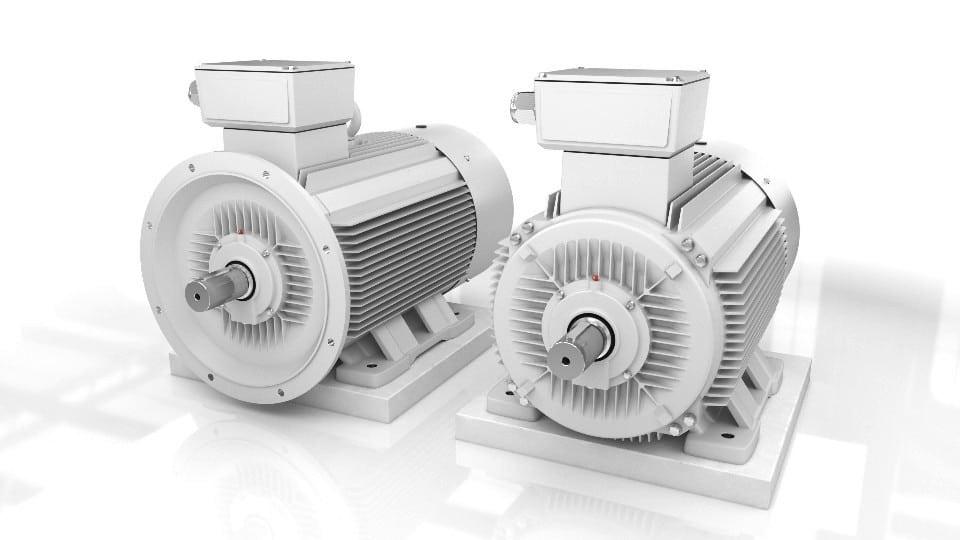elektromotory 132kw 1LC315L06