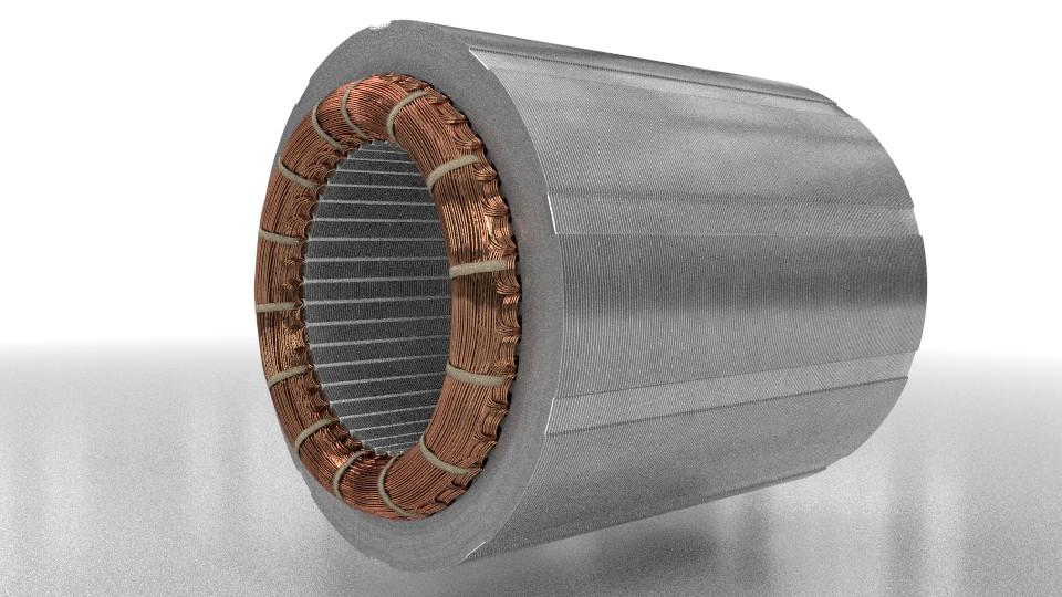 elektromotory statorové plechy 200kw