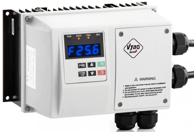 frekvenční měnič na čerpadlo 0.75kw X550