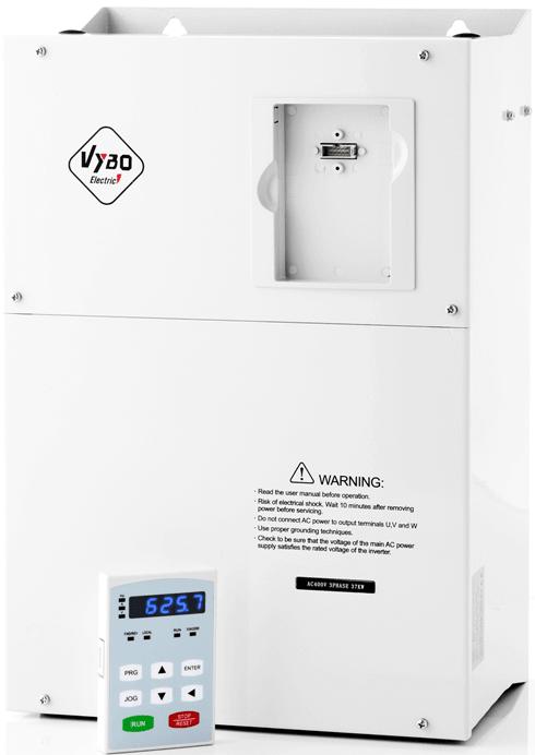 frekvenční měnič 1,5 kw V810