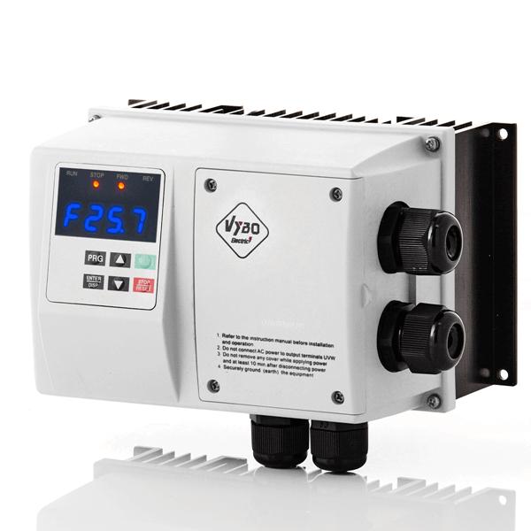 frekvenční měnič na čerpadlo 2.2kw X550