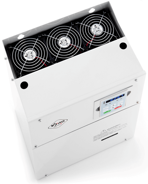 frekvenční měnič 30 kw V800