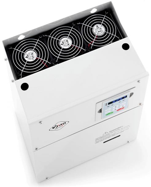 frekvenční měnič 37 kw V800