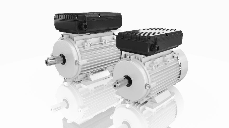 jednofázové elektromotory 230V 0,55kw 1ALJ801-4