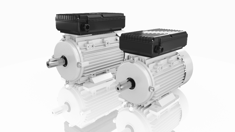 jednofázové elektromotory 230V 2,2kw 1ALJ90L2-2