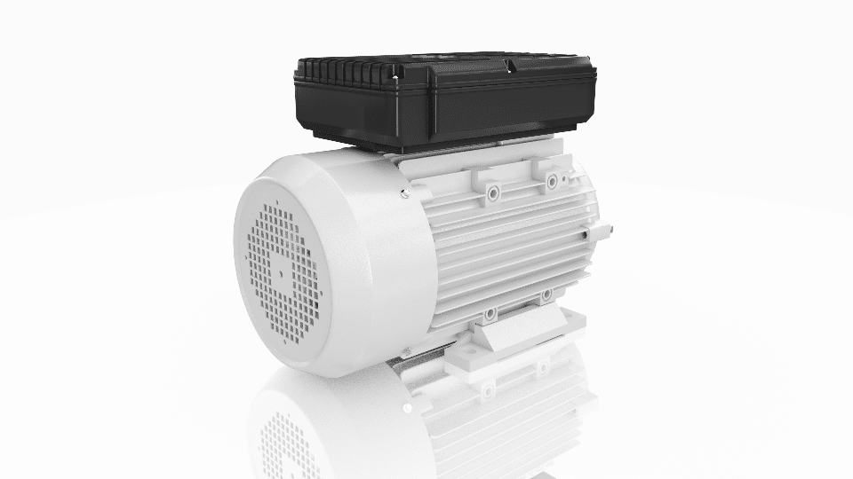 jednofázový elektromotor 230V 3kw 1ALJ100L2-4