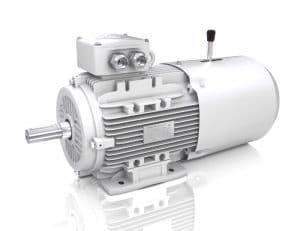 Elektromotory s brzdou