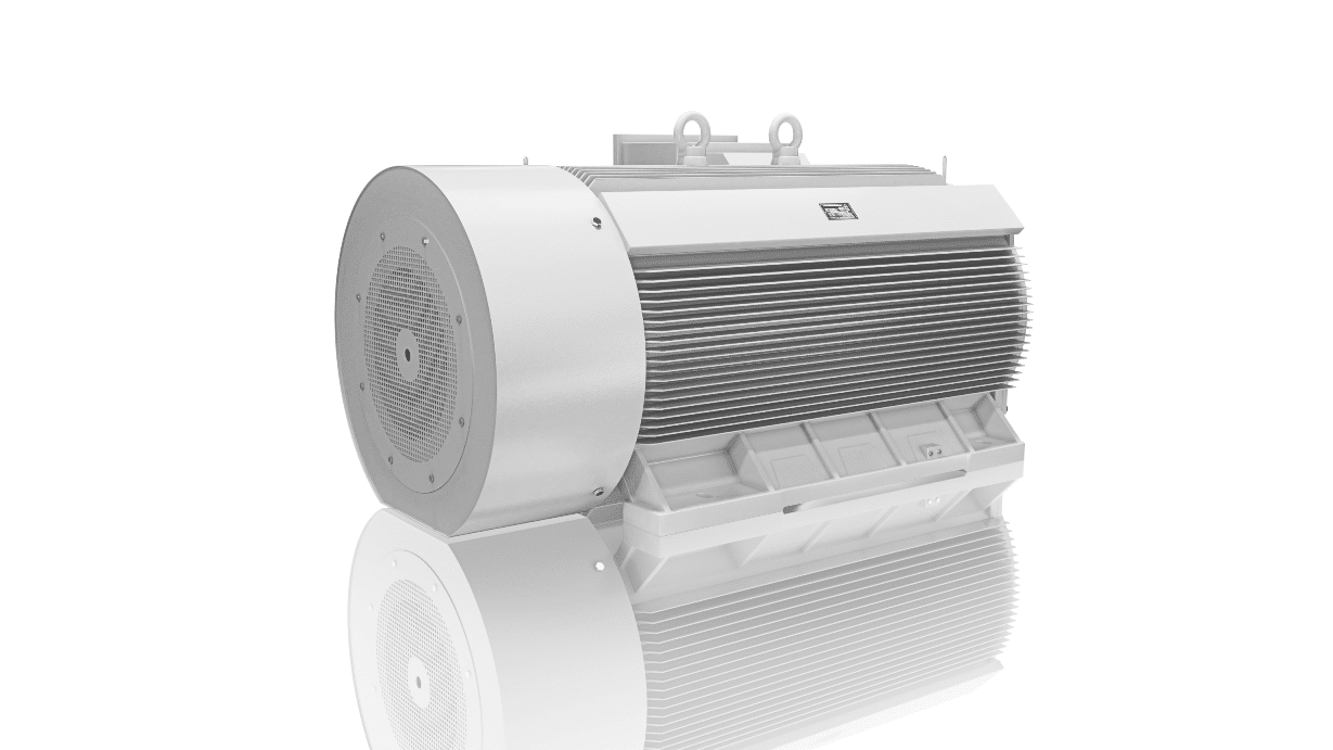 vysokonapěťové elektromotory vybo electric