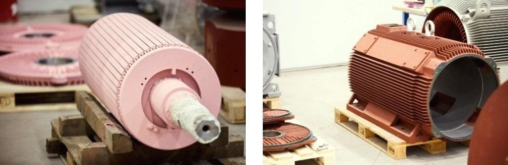stator a rotor VYBO Electric