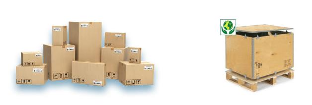 balíková paletová přeprava