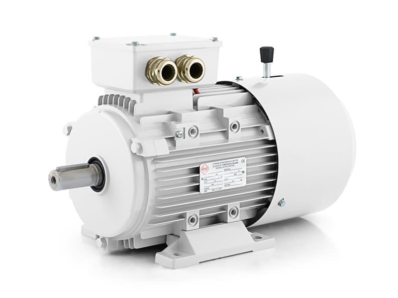 elektromotory s brzdou 900 otáček
