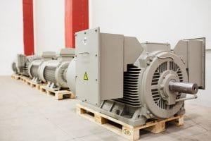 elektromotory střední a vysoké napětí