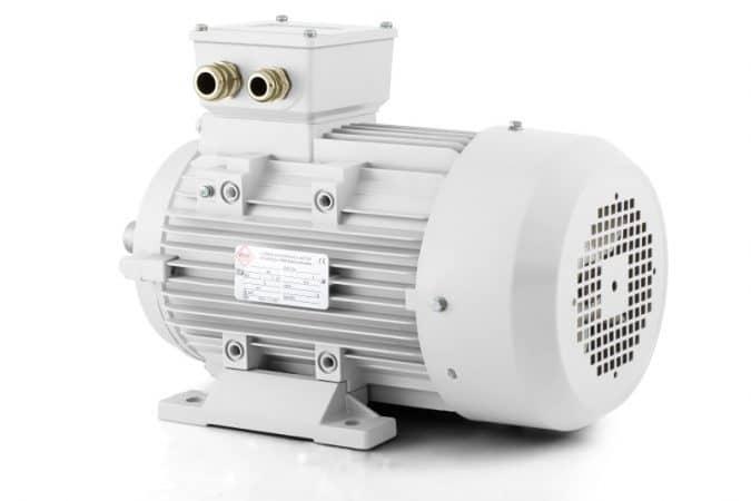 Třífázový elektromotor 15kW 1AL160L-4