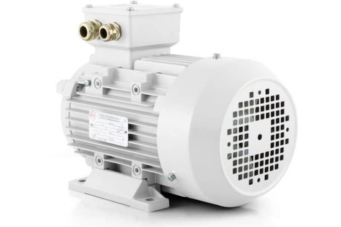 Třífázový elektromotor 0,18kW 1AL80M1-8