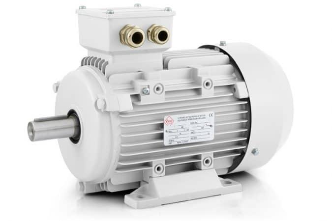 Třífázový elektromotor 0,25kW 1AL80M2-8